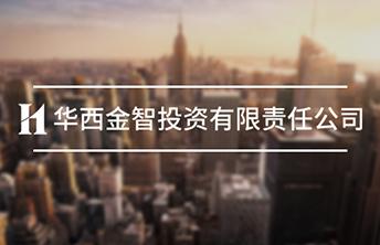 华西金智投资有限责任公司